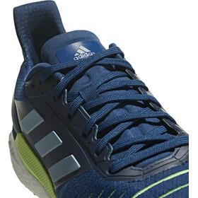 adidas Solar Glide Shoes Men legend marine/ash grey/hi-res yellow